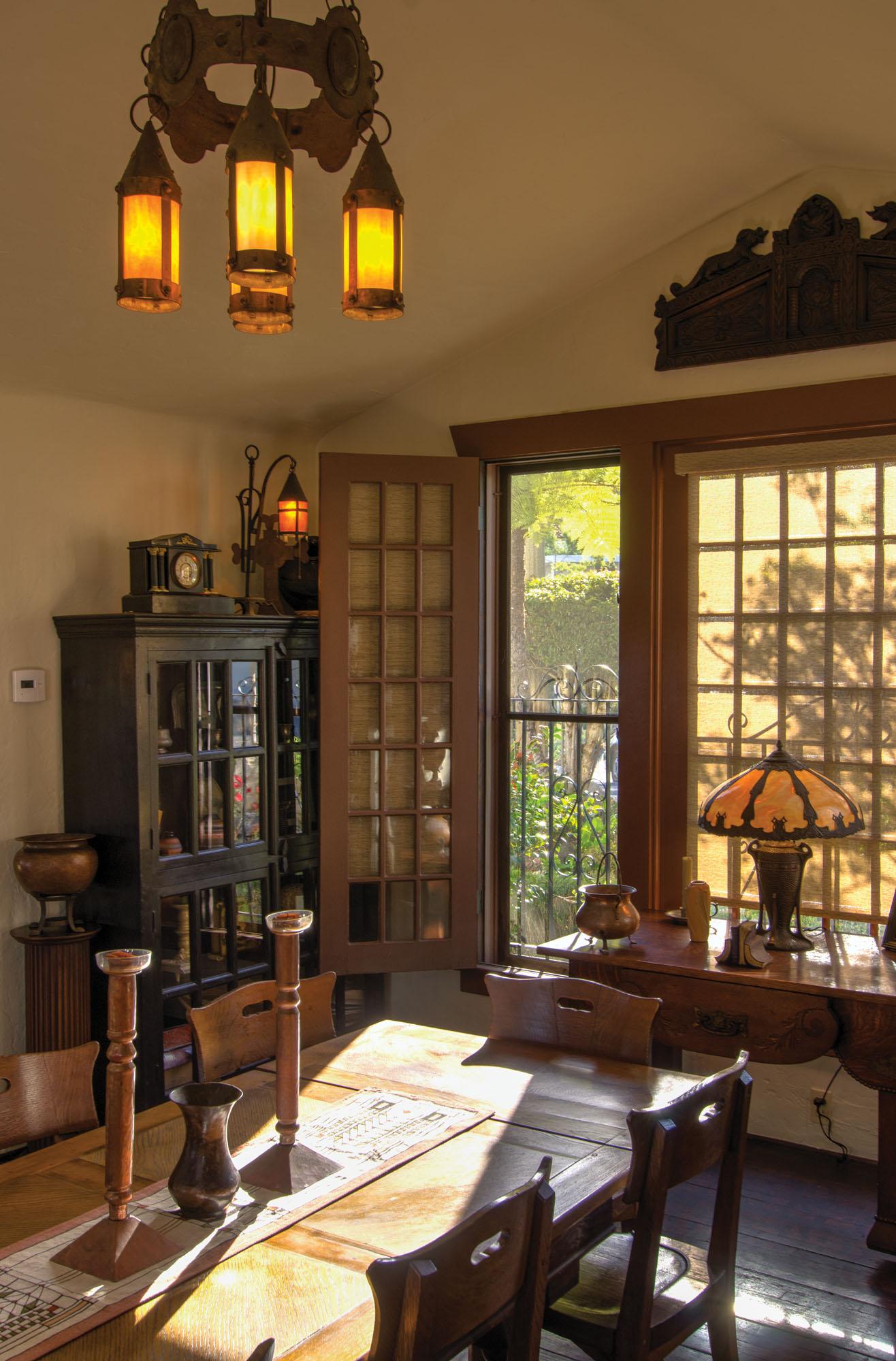 storybook home interior