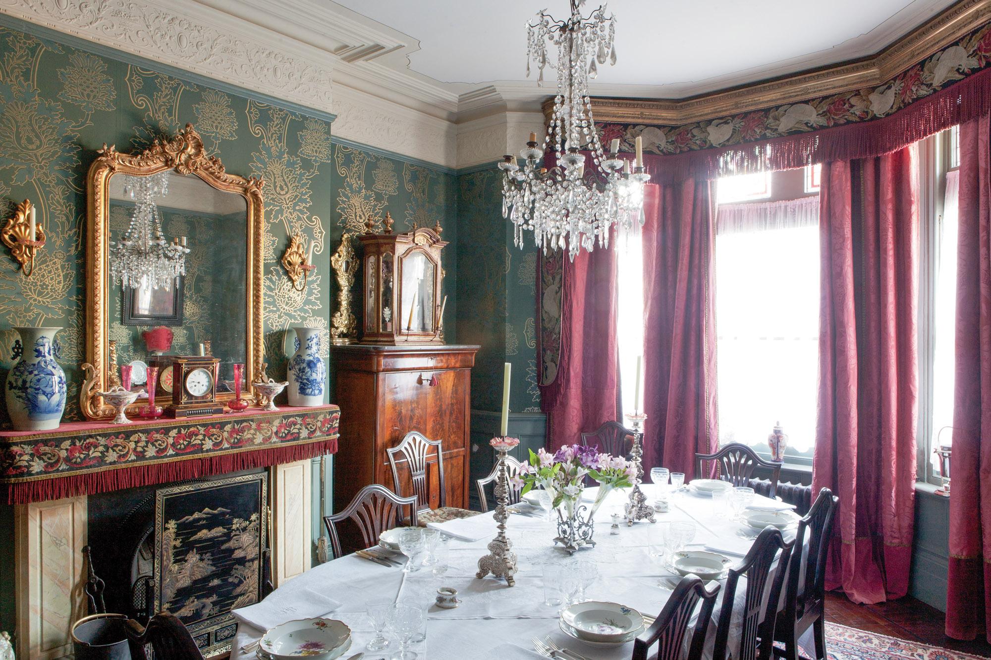St. Benedict dining room