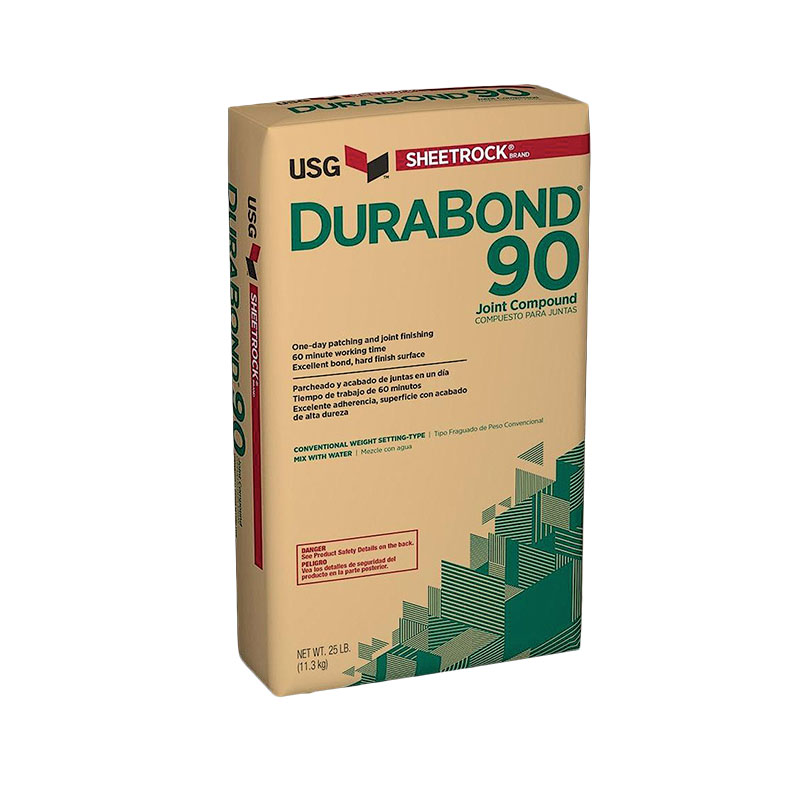 Durabond 90 (Photo credit: USG)