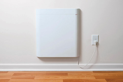 Envi high-efficiency wall heater