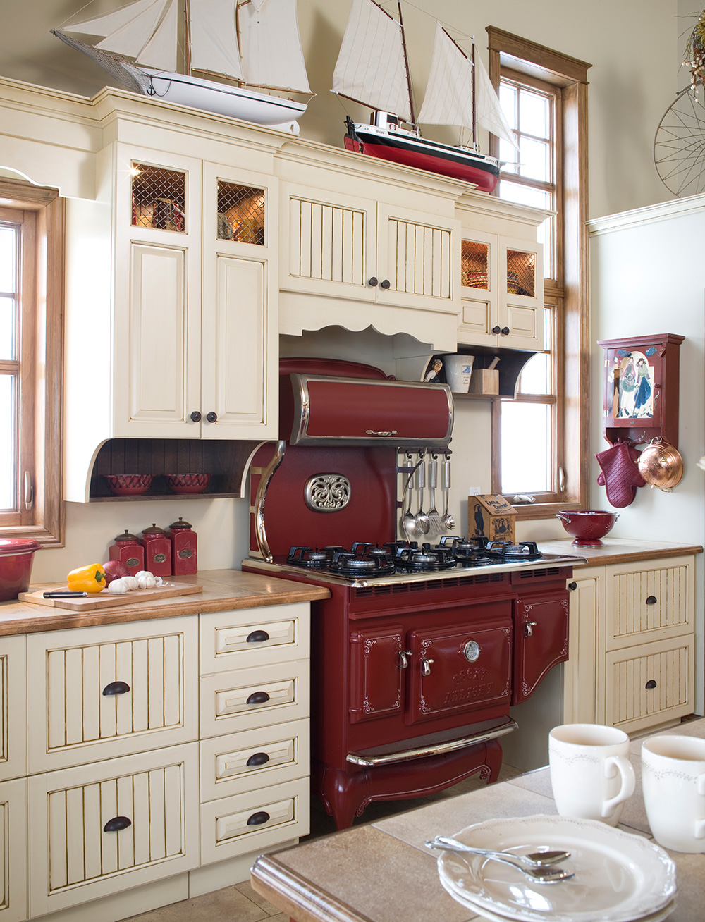 The History of Old Stoves - Old House Journal Magazine