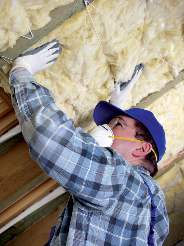 Adding insulation is crucial, particularly in areas that are easily accessible, such as basements and attics.