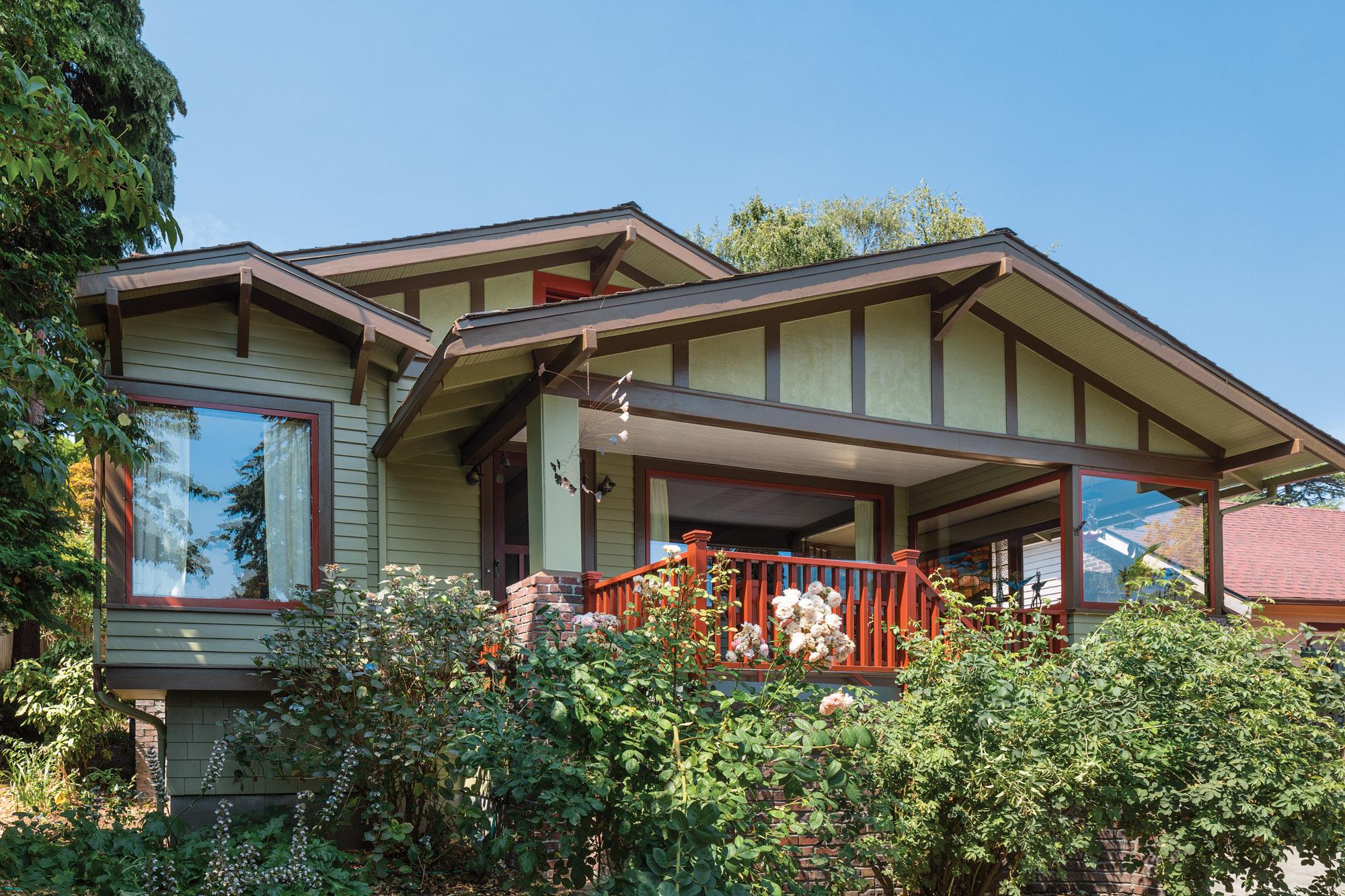 bungalow exterior