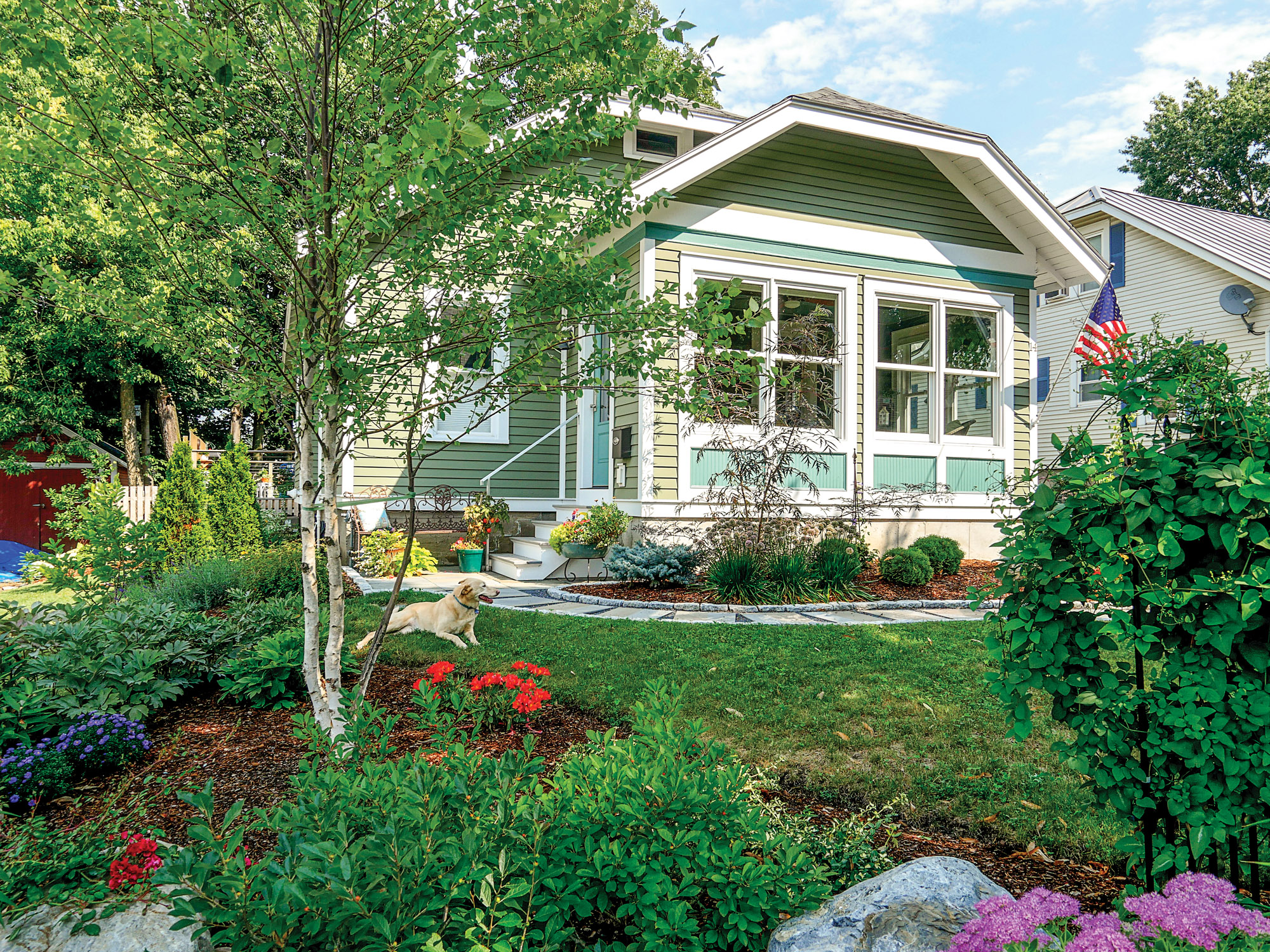 Downsizing to a Bungalow