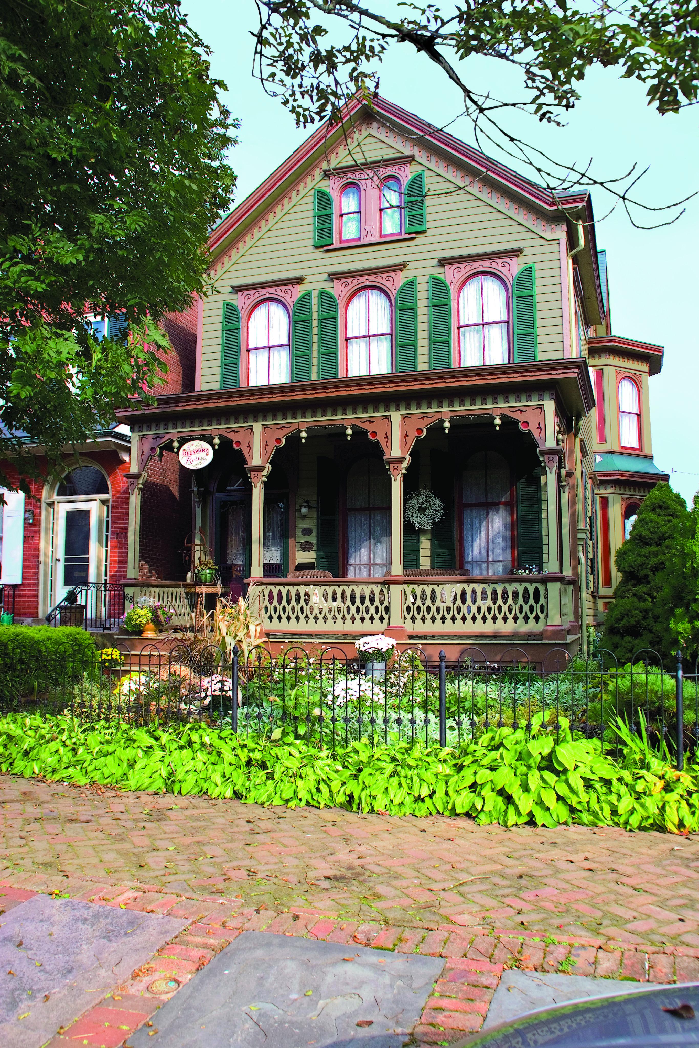 Exterior Paint Color Schemes Old House Journal Magazine