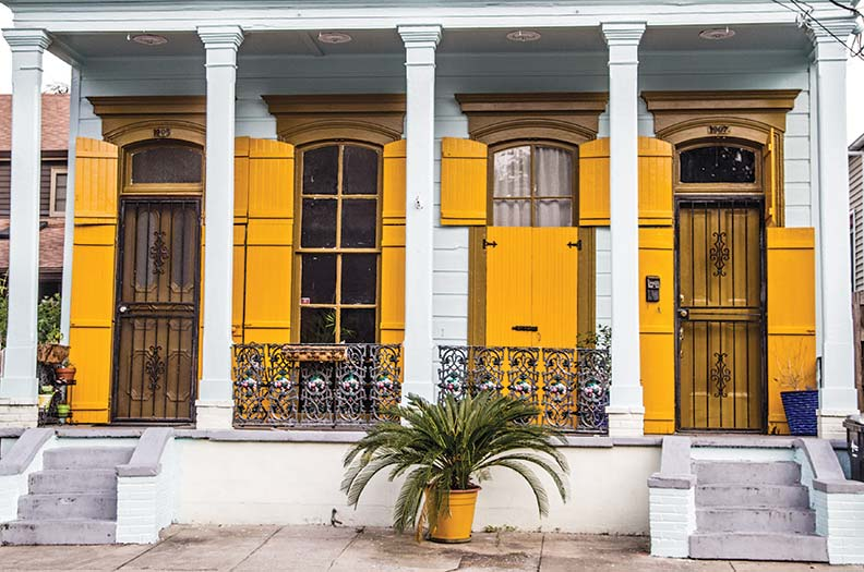 architecture culture in new orleans faubourg marigny