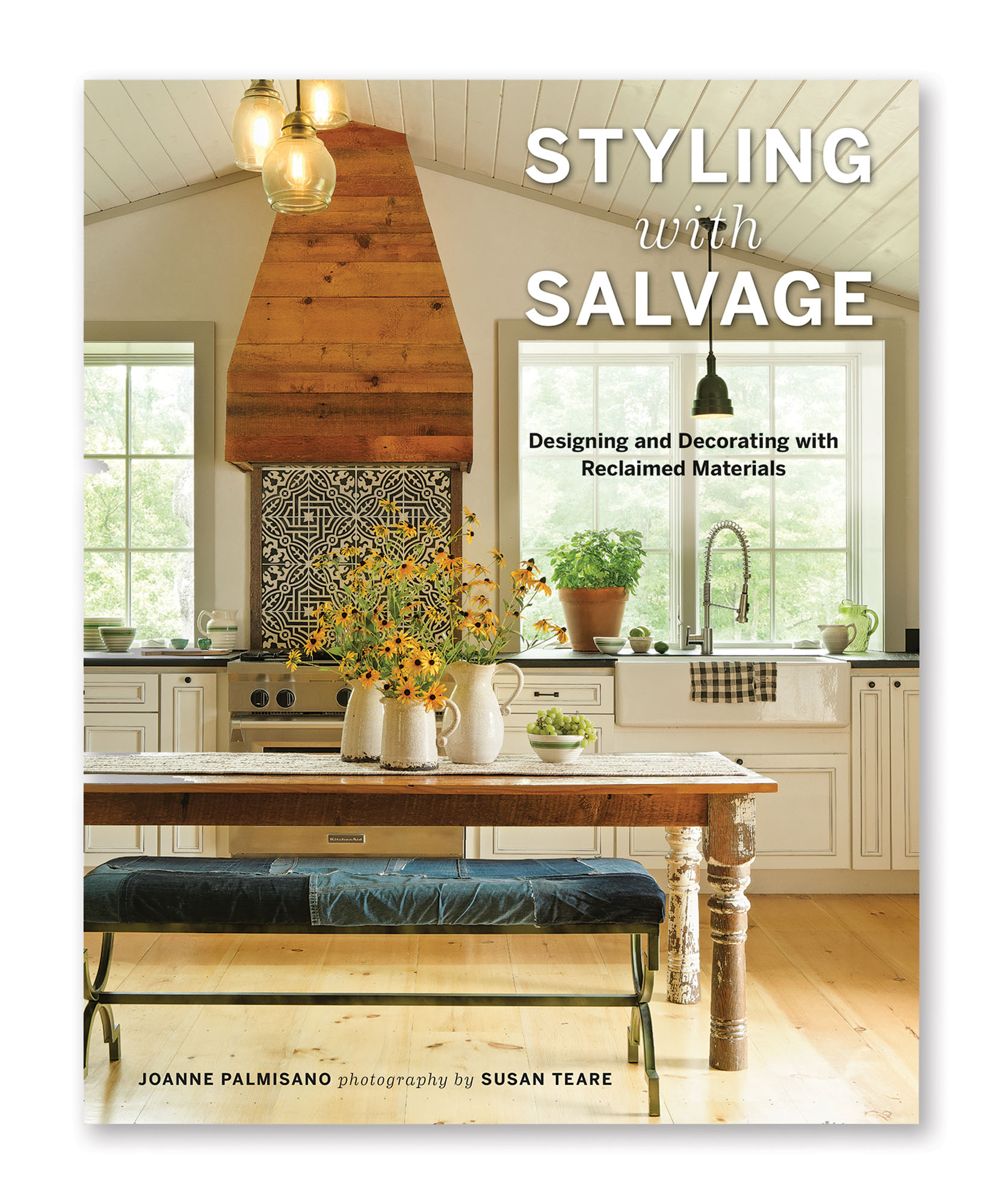 STYLING WITH SALVAGE  book