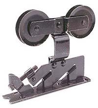 Pocket Door Rollers >> Fine Points On Pocket Door Hardware Old House Journal Magazine