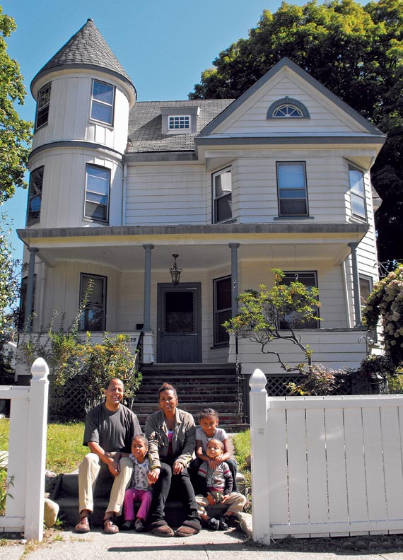 Chuck Jennings, an avid preservationist and one of the nation's leading fire safety consultants, lives with his family in an 1880s Queen Anne home in upstate New York.