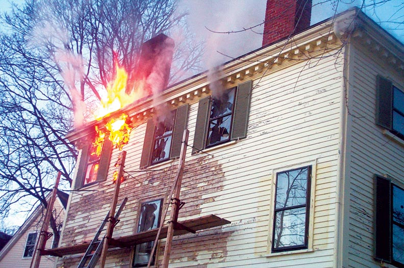 How to protect your home from fires restoration design for How to protect your house from fire