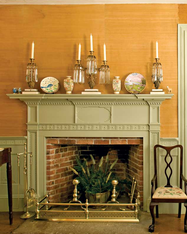 the history of the fireplace old house restoration products