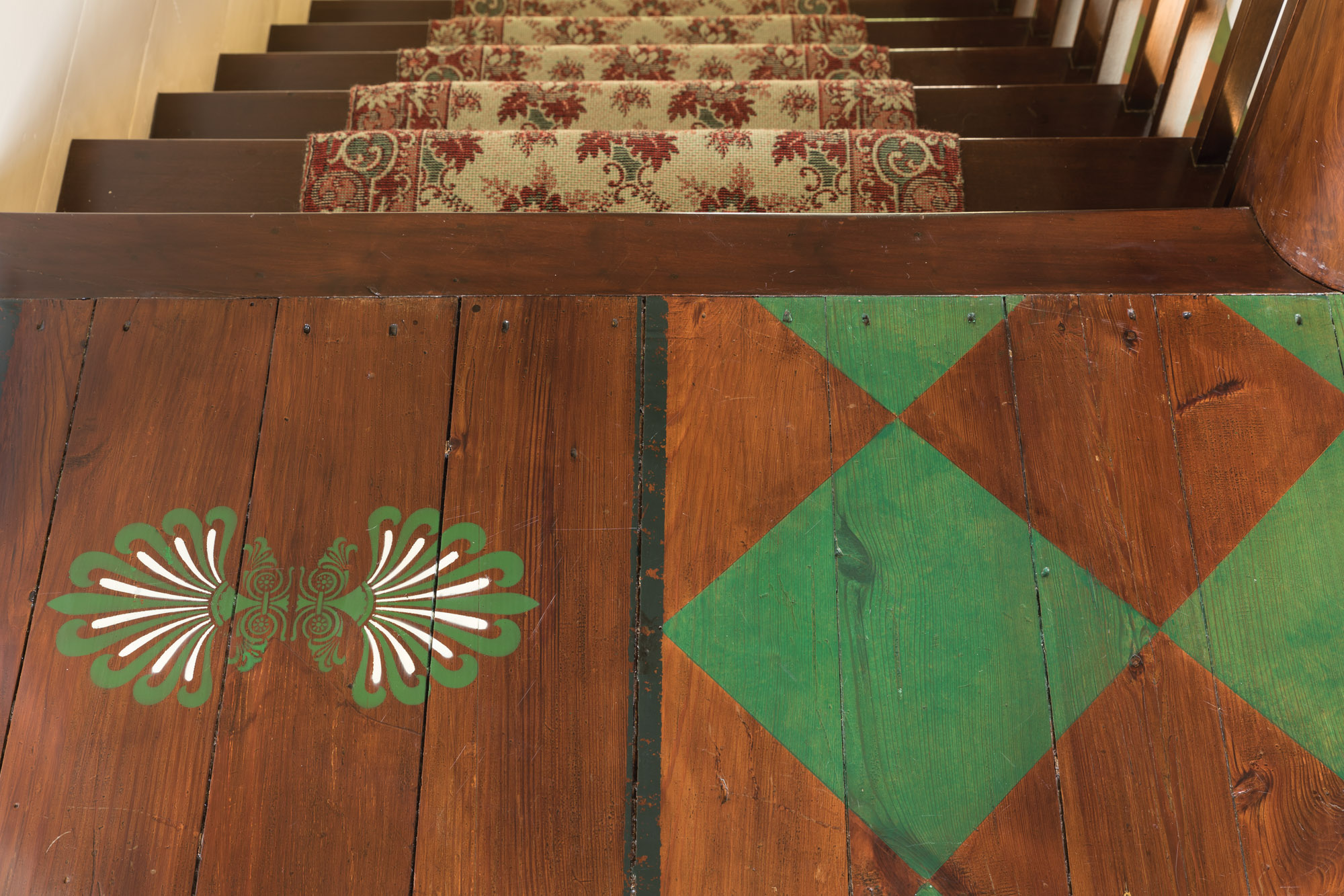 floor paint stair_ohj-LDS-247_s