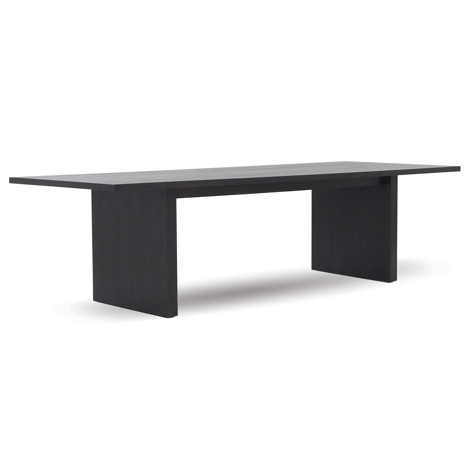 The Forrester table by Mitchell Gold + Bob Williams