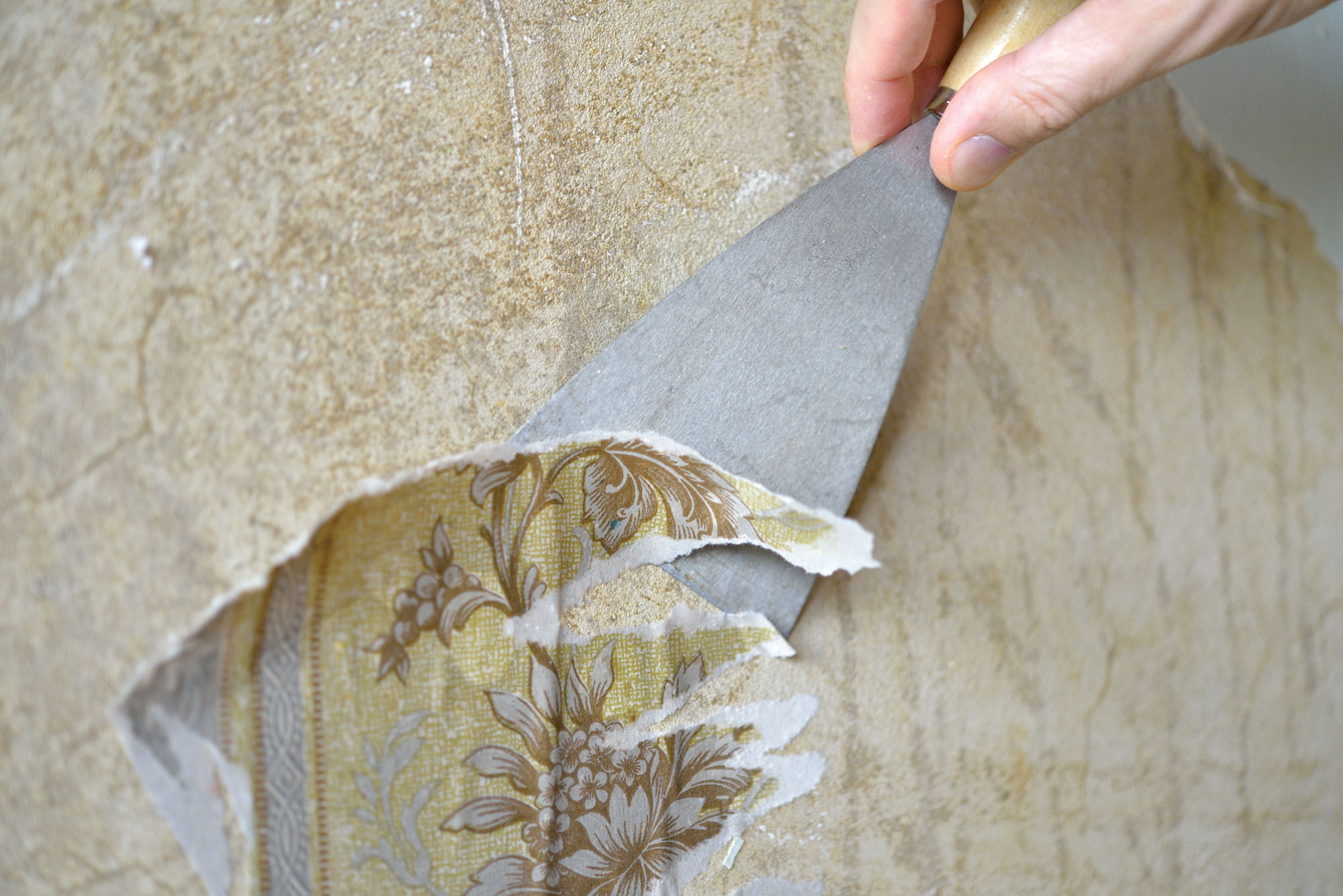 Prepping Plaster Walls For Paint Wallpaper Old House Journal Magazine