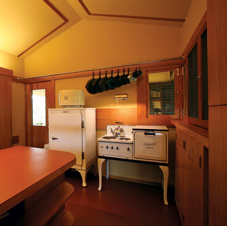restoring a frank lloyd wright kitchen - old house journal