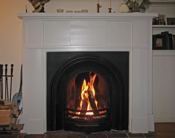 Making fireplaces functional again restoration design Victorian fireplace restoration