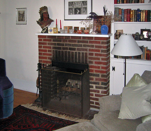 making fireplaces functional again old house restoration