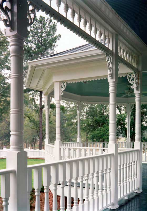New Porches For Old Houses Old House Restoration