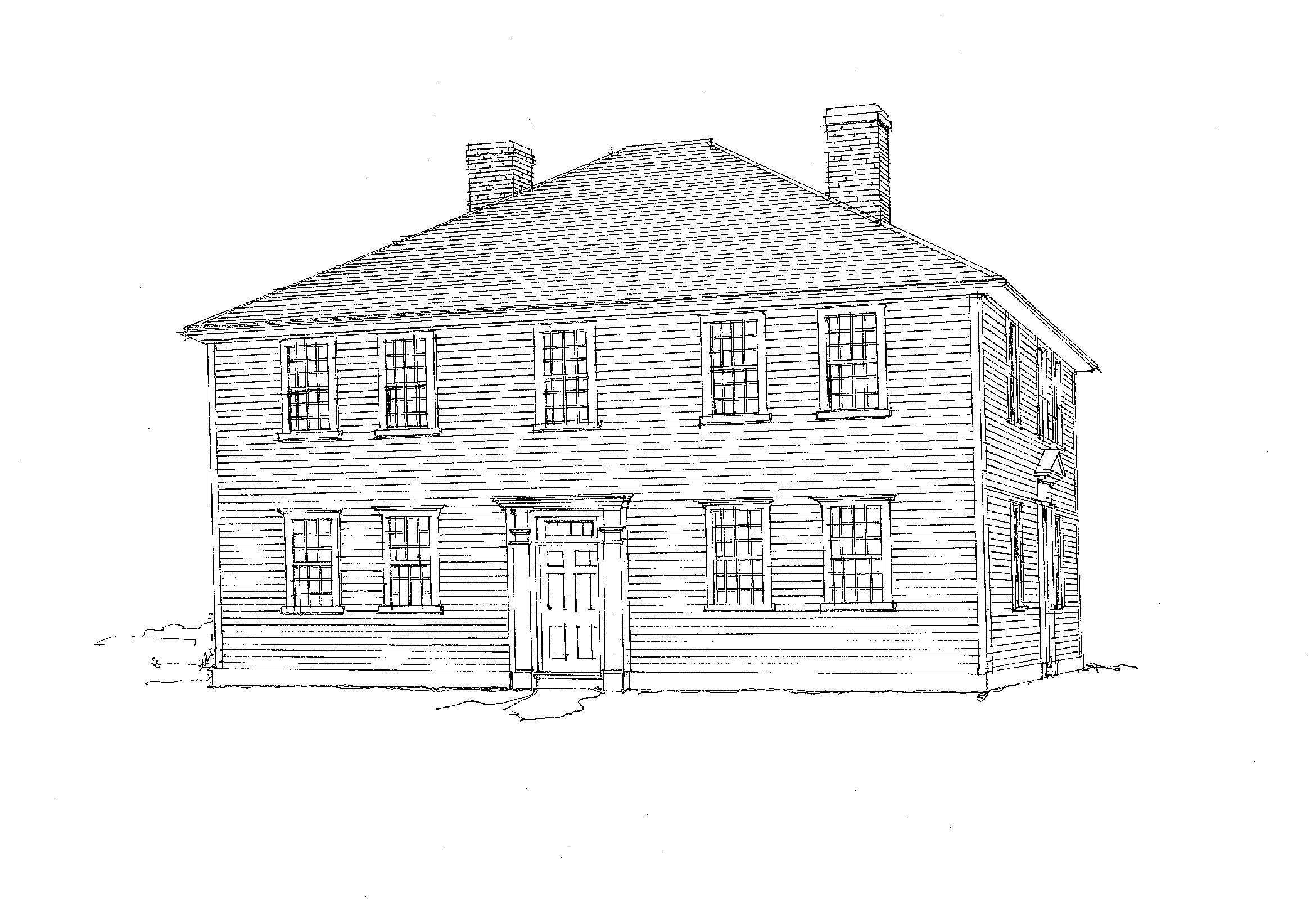 General Rufus Putnam House (ca. 1750)