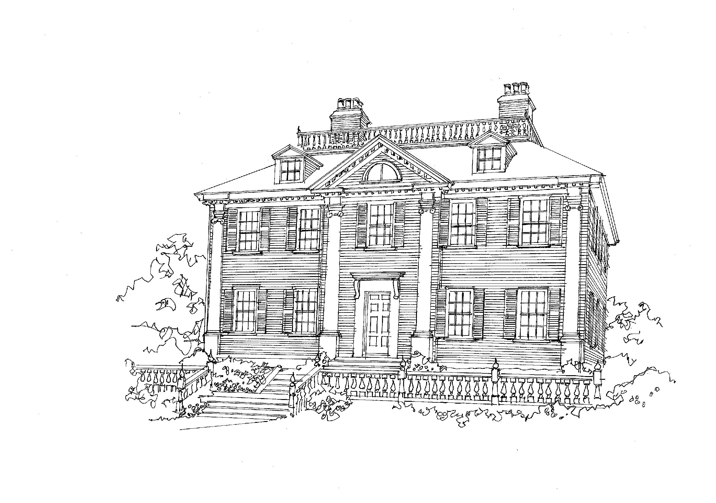 Longfellow House (1759)