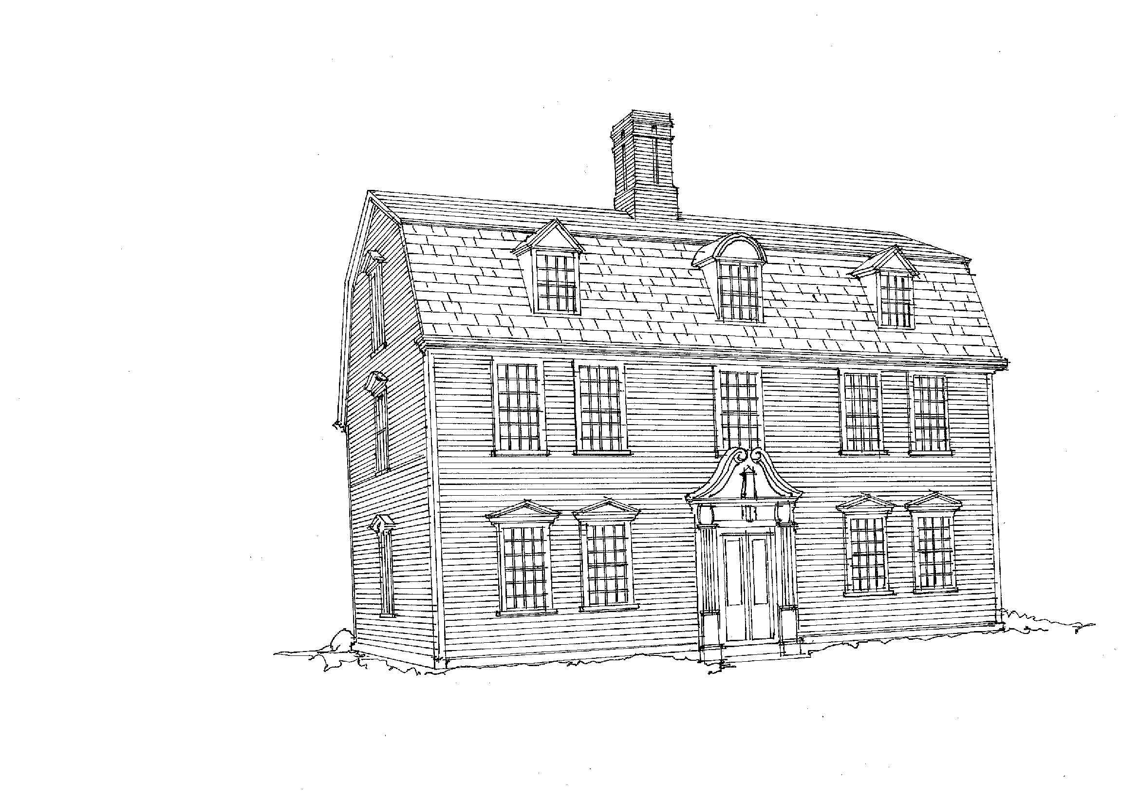 Dwight House (ca. 1754)