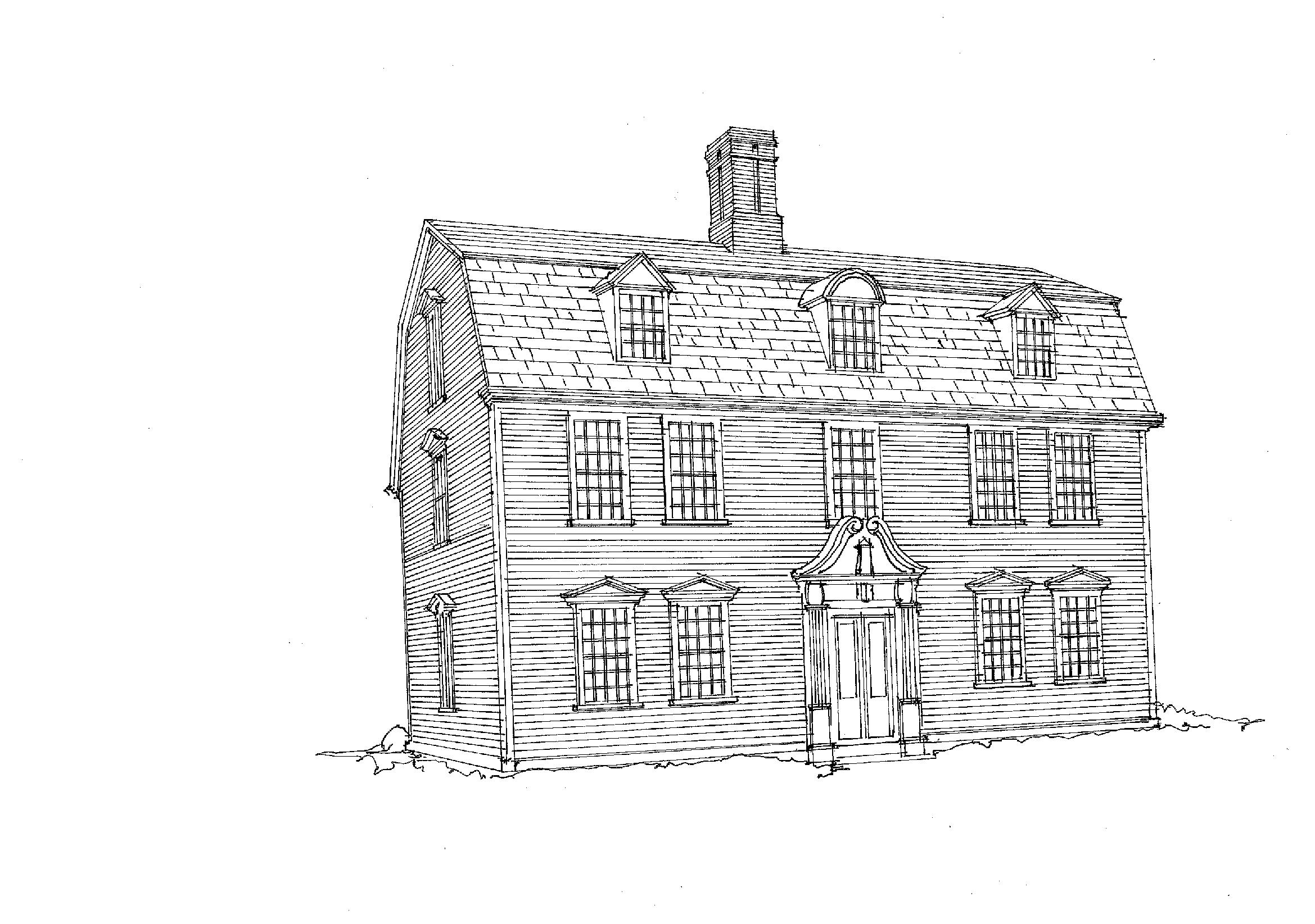 Dwight House (ca. 1754)