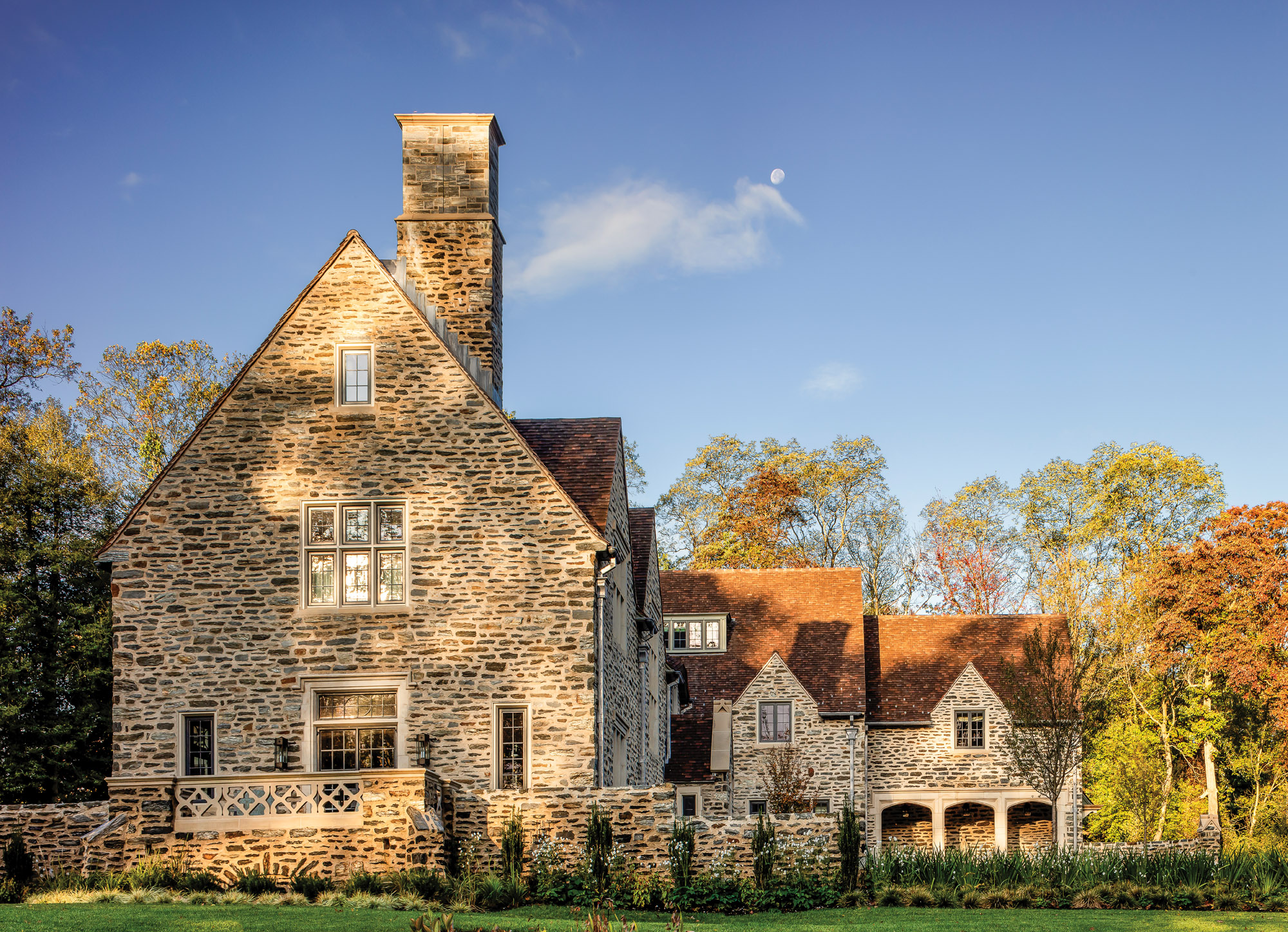 English Cotswold home