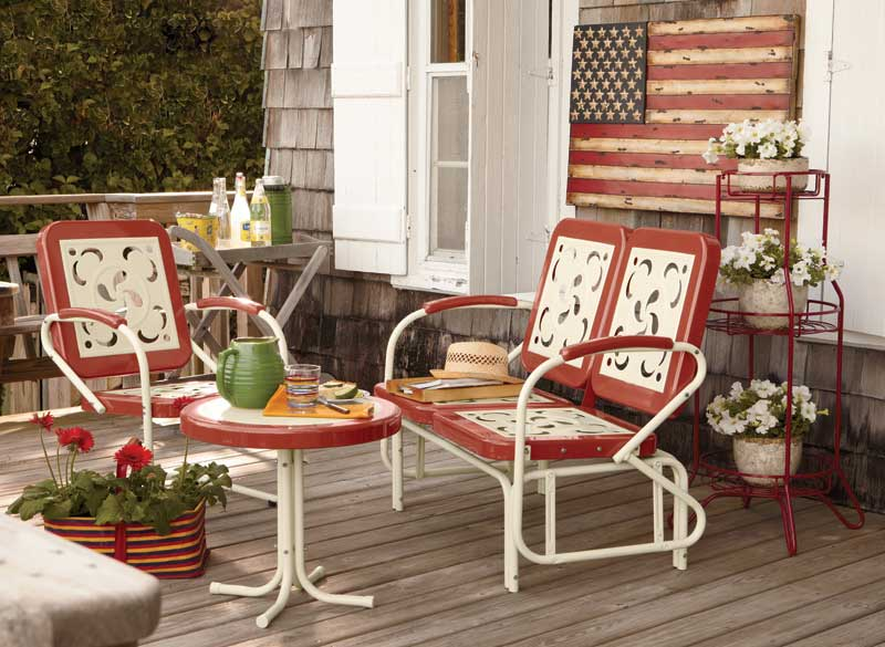Old House Porches Patios