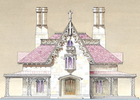 gothic houses
