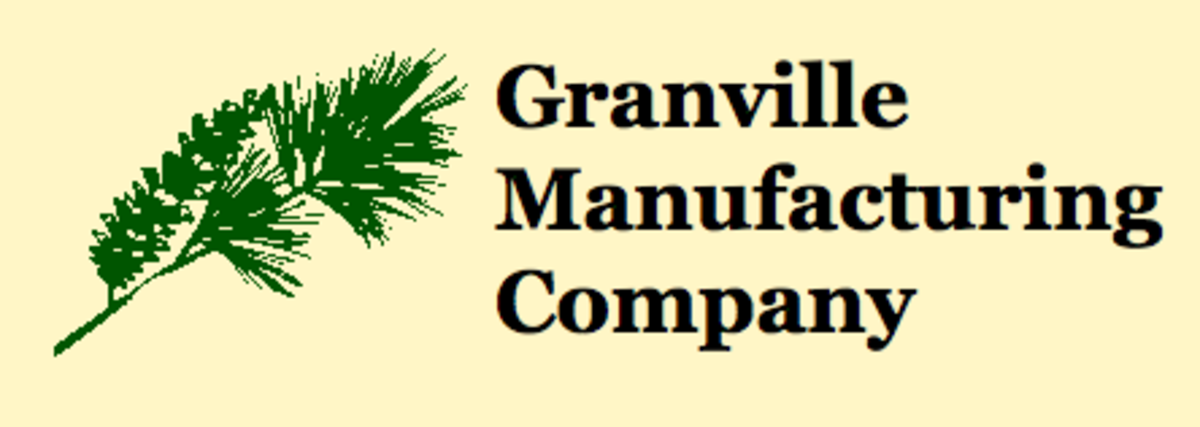 granville manufacturing logo