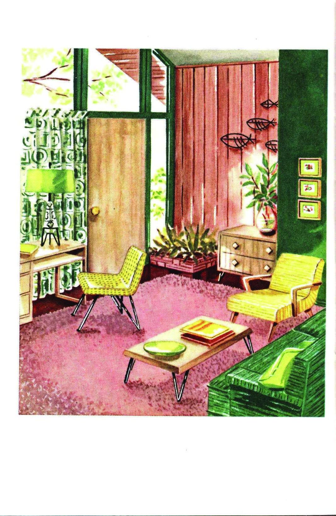 Sears Harmony House colors