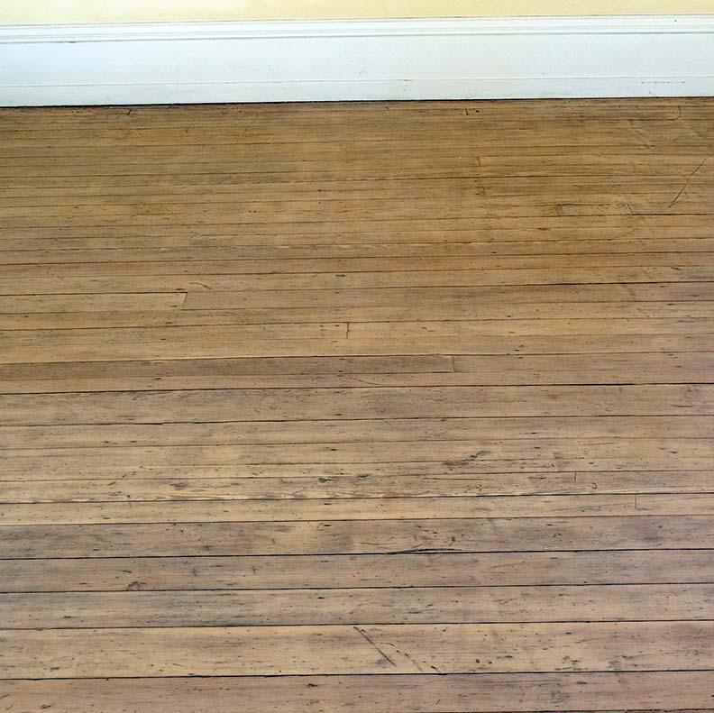The Scraped Floor