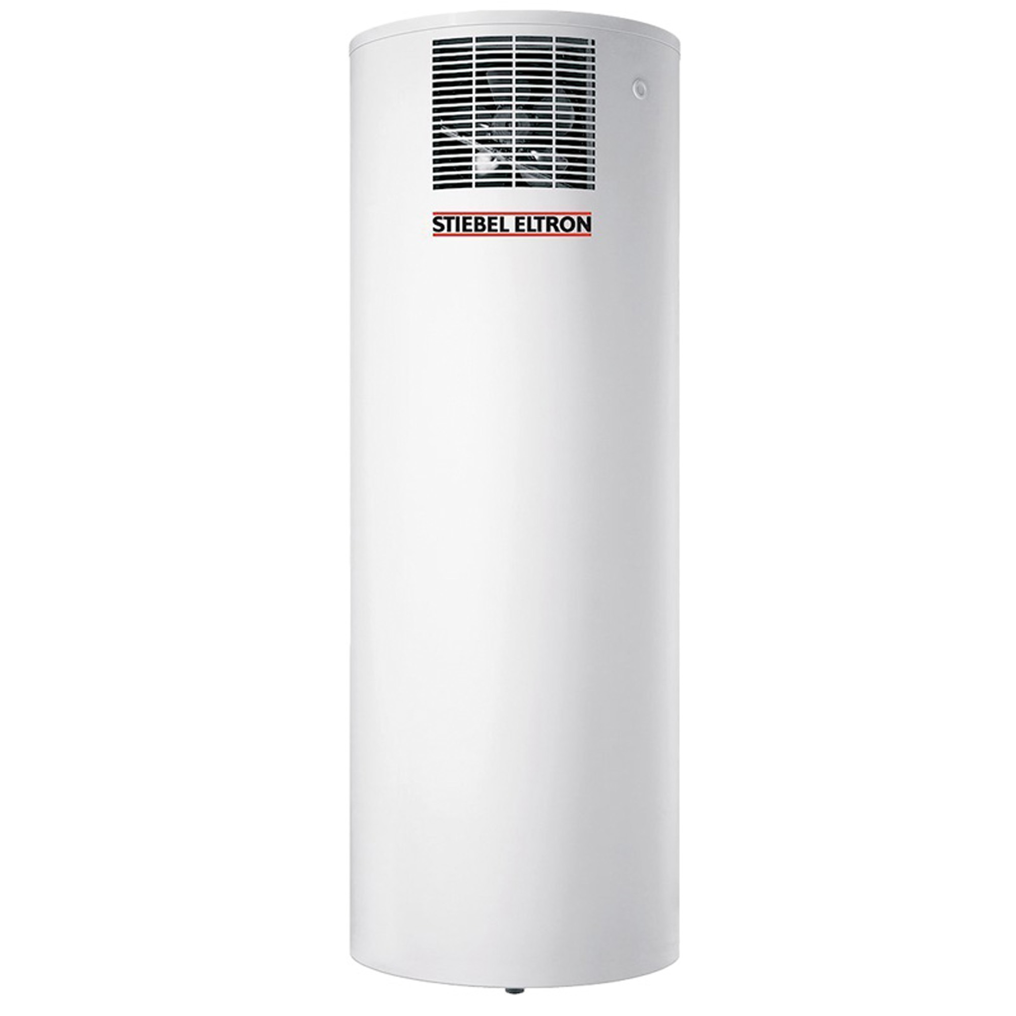 The Accelera from Stiebel-Eltron heats water by drawing on air in a basement or garage.
