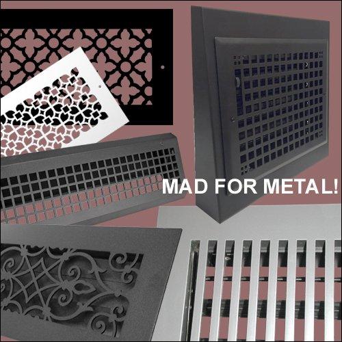 Heat registers MadForMetal
