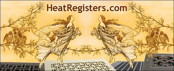 Heatregisters Com Restoration Amp Design For The Vintage