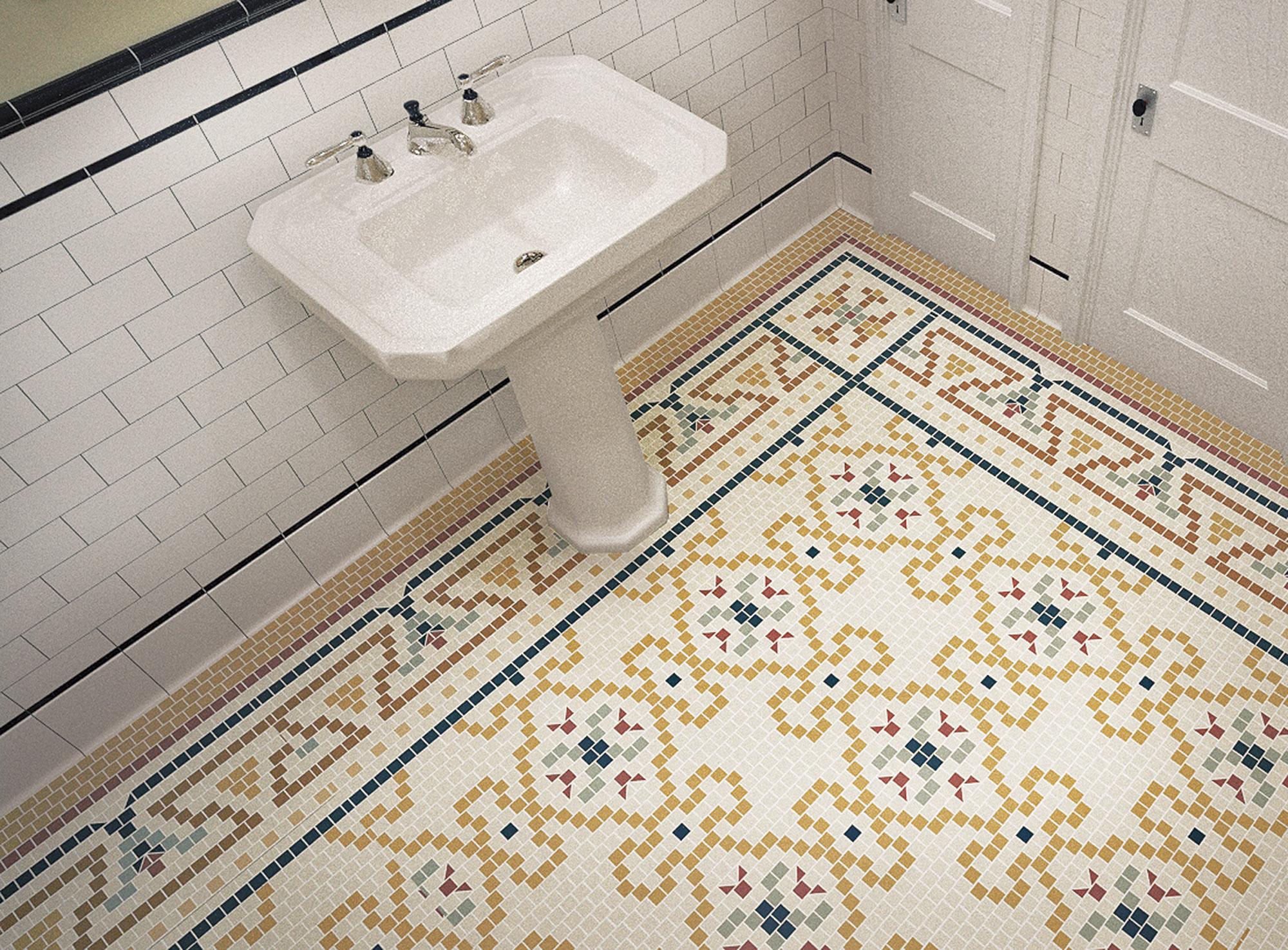 Heritage Tile mosaic