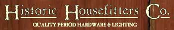 Historic housefitters logo