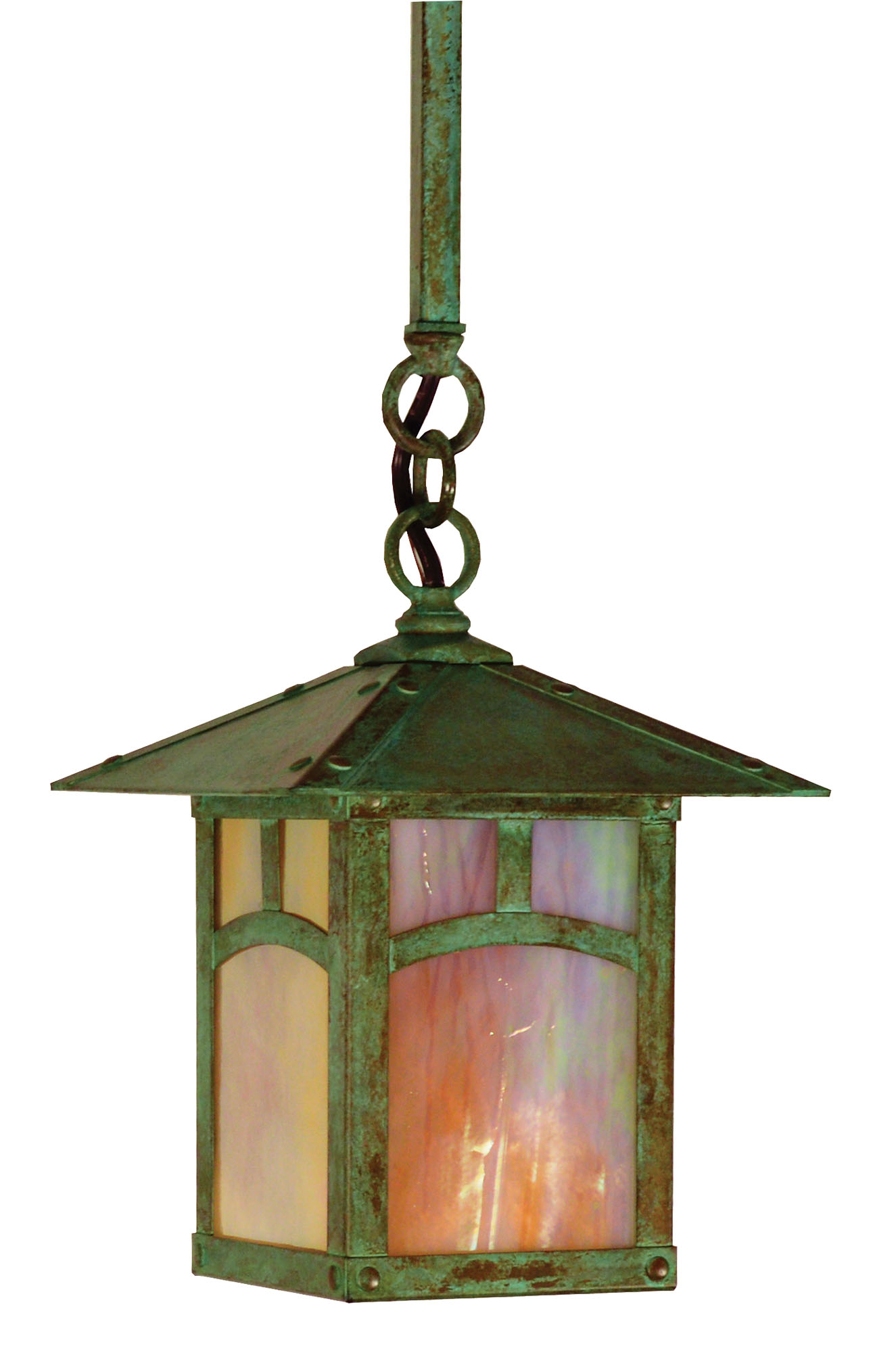 Arroyo Craftsman Evergreen pendant