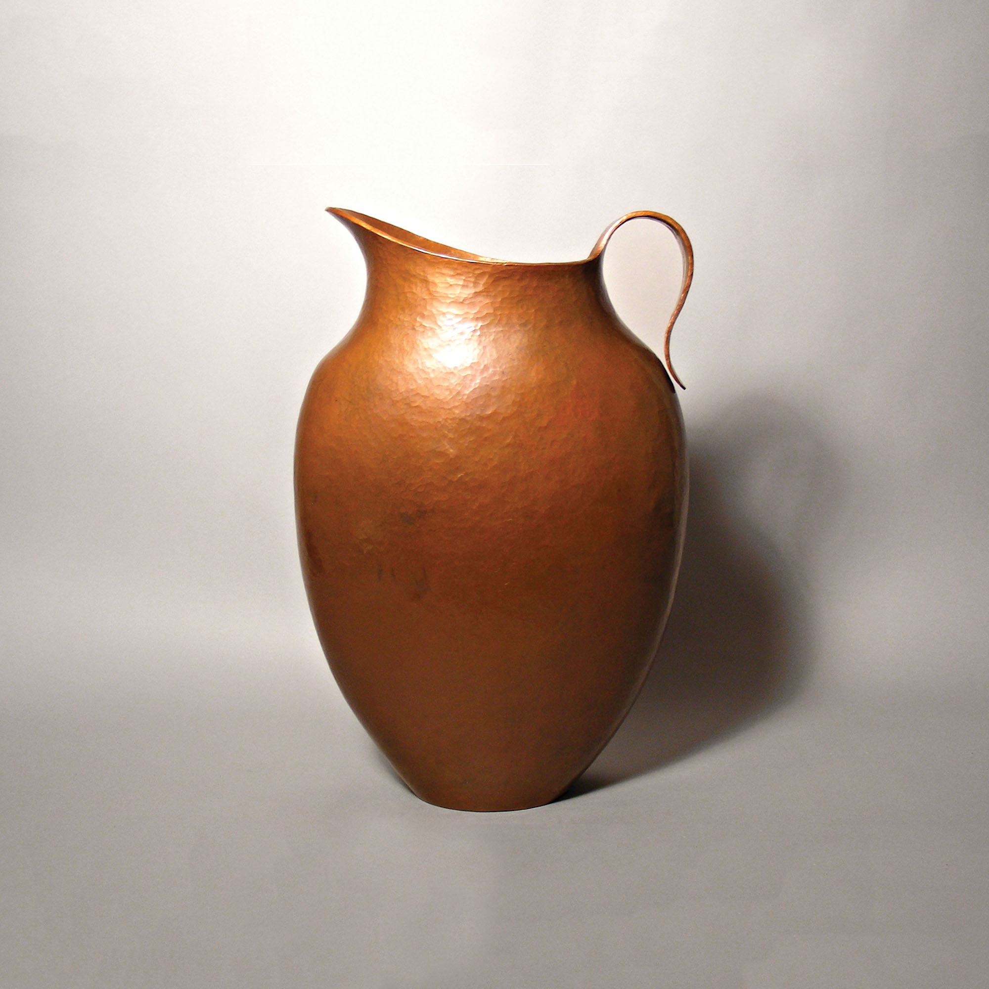 Cobre Master Series Copper Pitcher