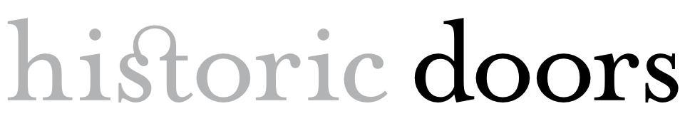 Historic Doors, LLC logo