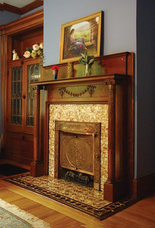 In talking with the owner of this grand 1898 Queen Anne, the author found a solution to her insulation problems.