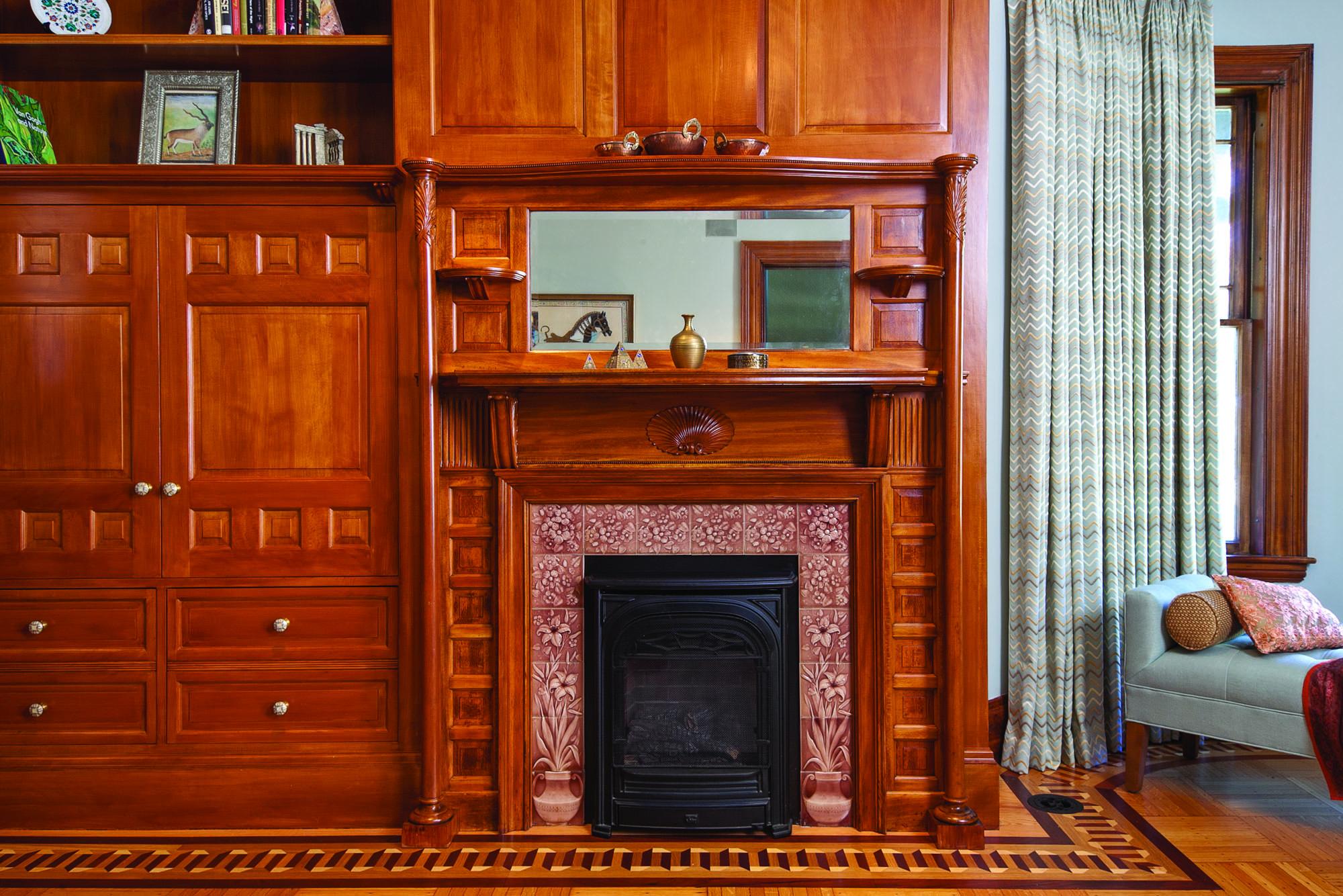 Award-winning Queen Anne Restoration