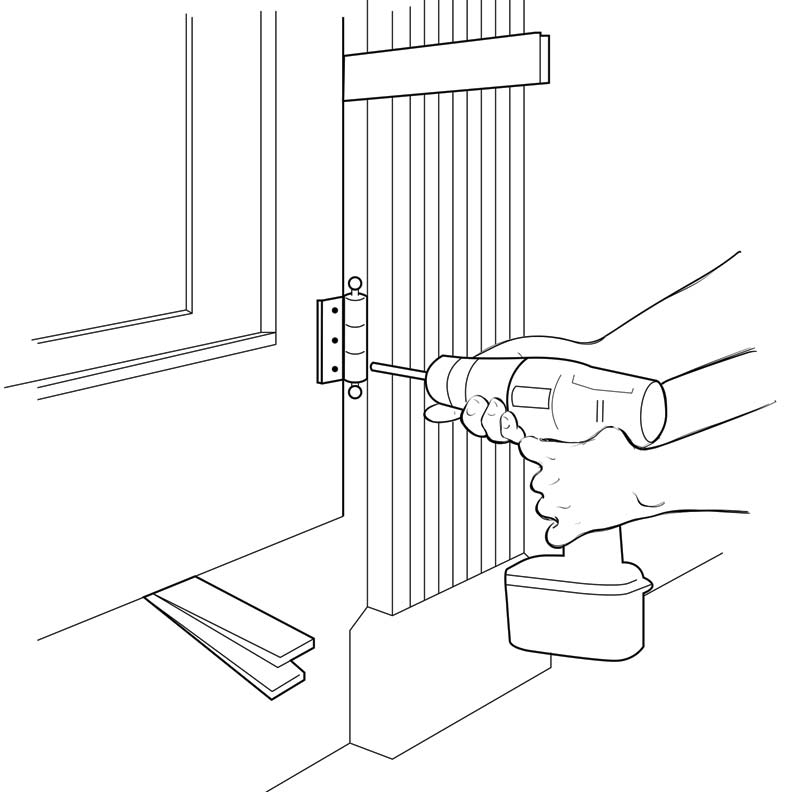 install-screen-door-hinges