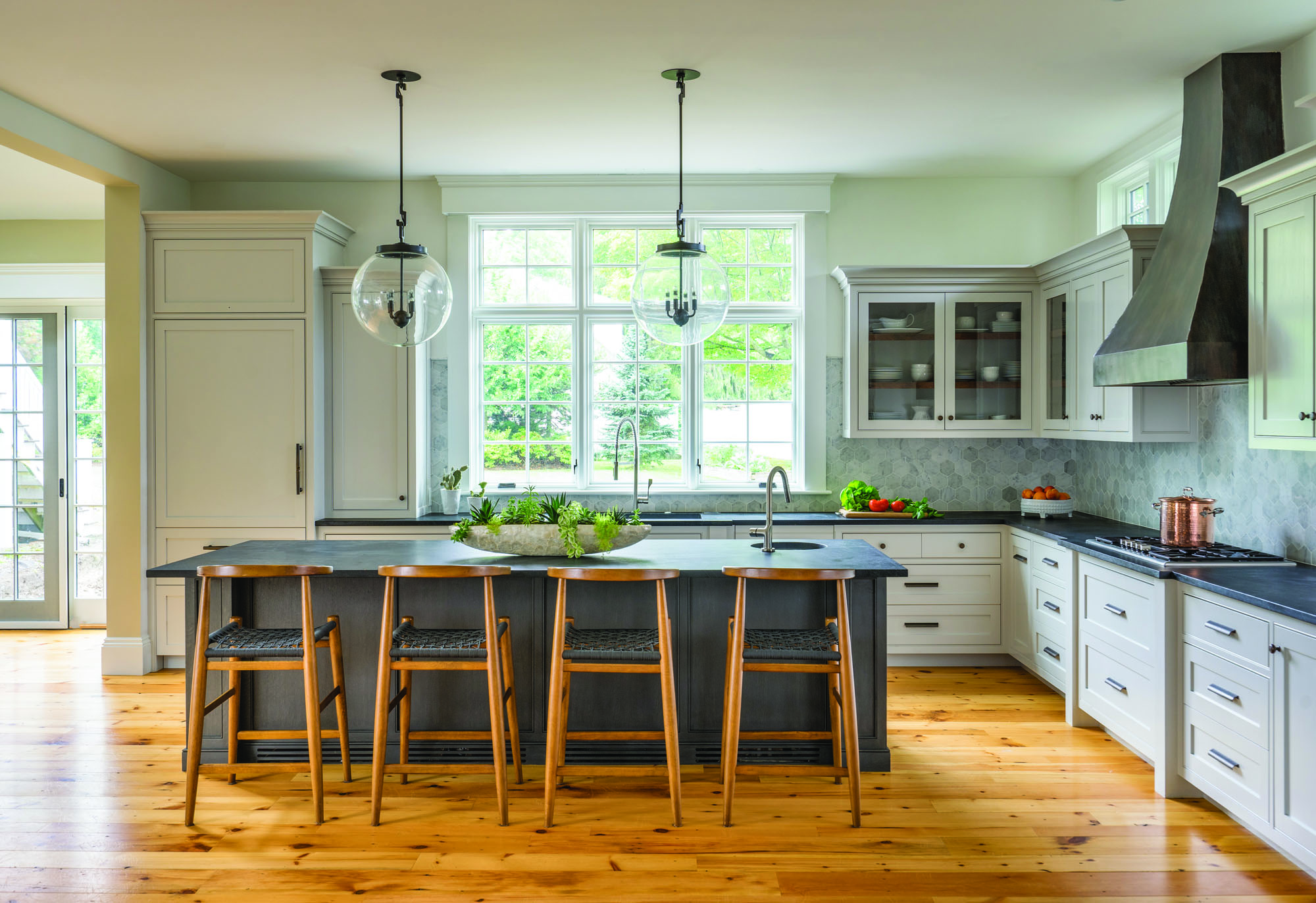 Designing A Functional Beautiful Kitchen Old House Journal