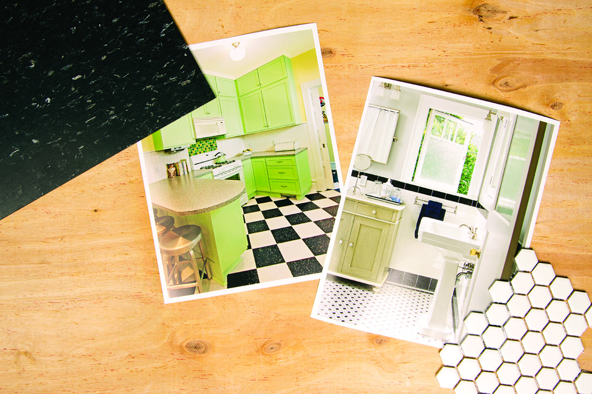 Hard Working Floors: Best Bets for Kitchens