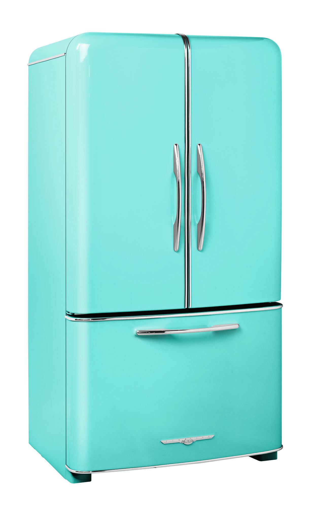 1959 Northstar cabinet-depth fridge