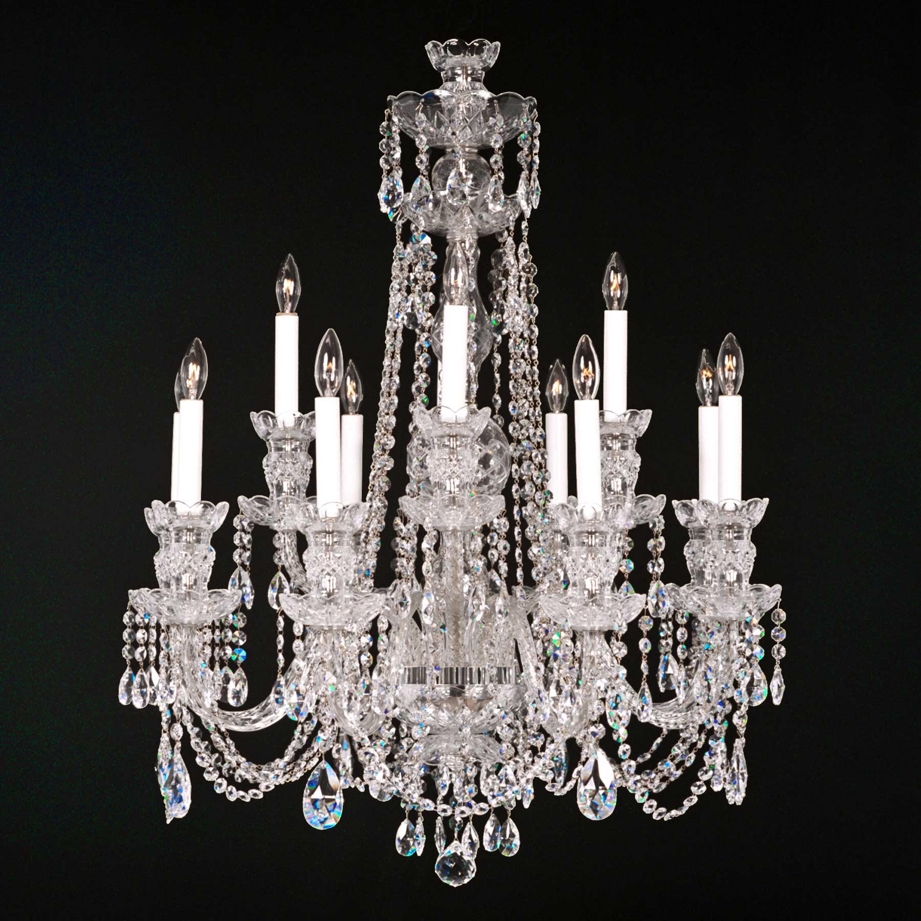 kings chandelier