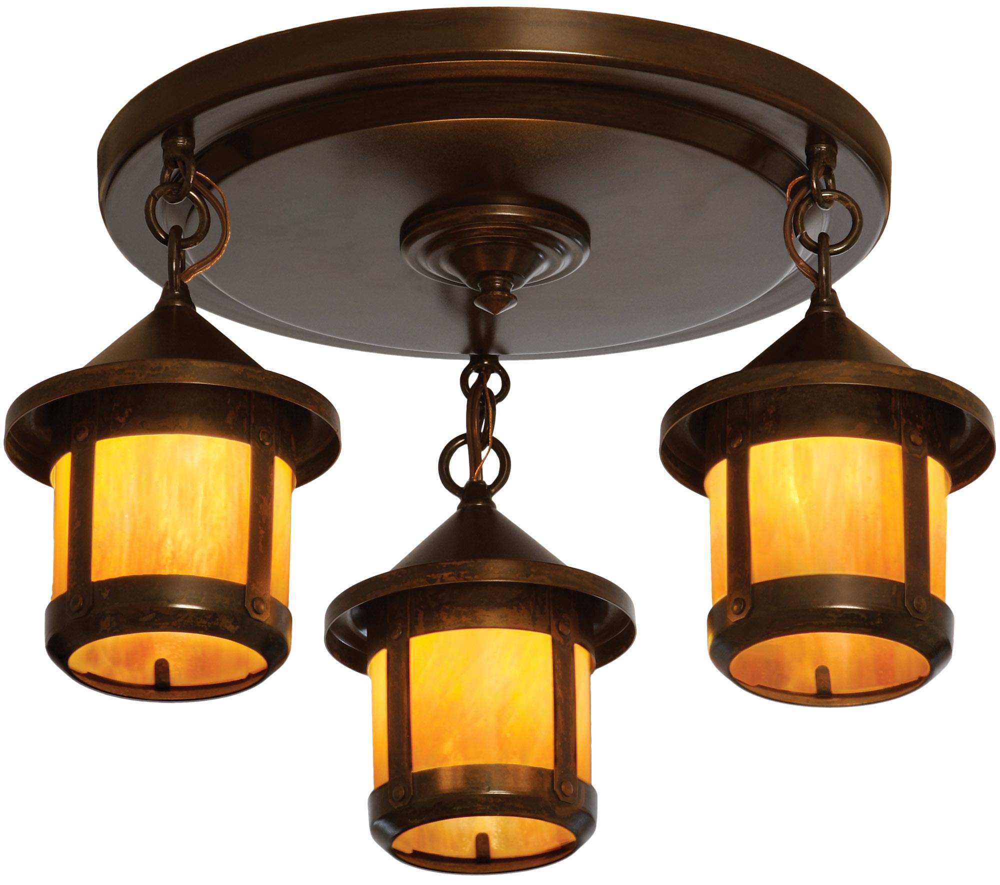 Lighting 1910 to 1930