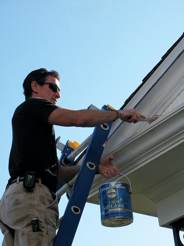 12 Ladder Safety Tips Restoration Amp Design For The