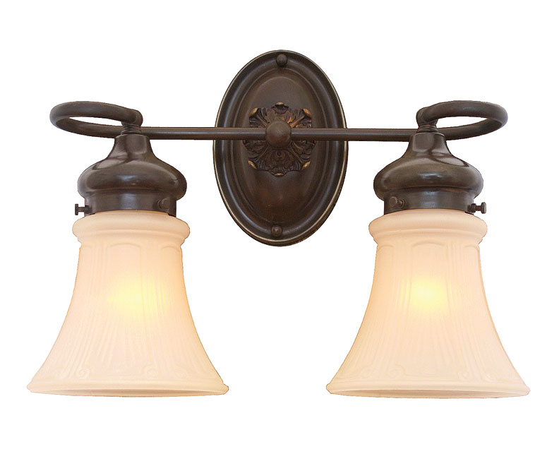 Lady Lillian sconce by Turn of the Century Lighting
